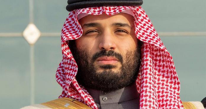 صورة وتغريدة عن محمد بن سلمان تقلب السعودية