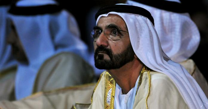 """تغريدة غامضة عن """"الحاكم الجبان"""" تثير موجة انتقادات ضد محمد بن راشد"""