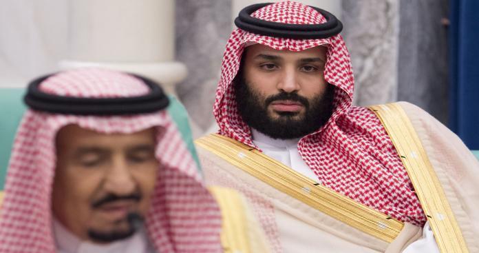 بعد رسالة طهران ودخول قوات أمريكية إلى السعودية.. قرار عاجل من الملك سلمان و محمد بن سلمان بشأن إيران
