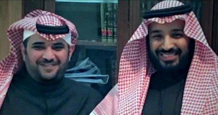 """مخطط سعودي جديد بشأن """"سعود القحطاني"""" صديق ومستشار ولي العهد"""