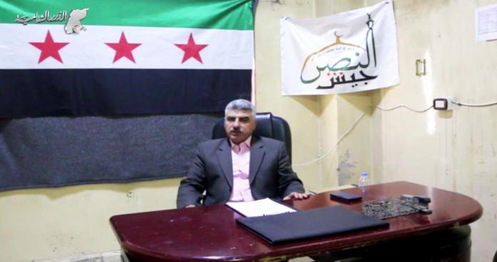 """جيش النصر: غير معنيين باتفاق """" تخفيف التصعيد"""" ونجهز للهجوم على مناق استراتيجية"""