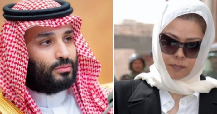 تقرير يفجر مفاجأة عن علاقة سرية بين محمد بن سلمان ورغد صدام حسين تقلب العراق