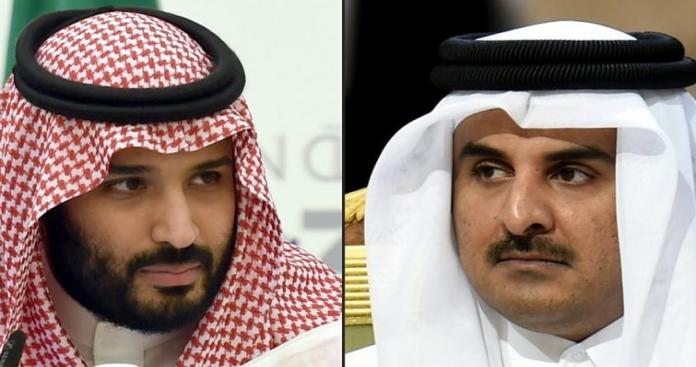 """سلاح نسائي مفاجئ.. تميم بن حمد يستعين بـ""""المرأة القوية"""" لضربة دولية ضد محمد بن سلمان"""