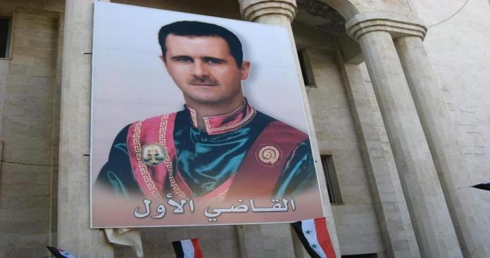 """نقيب المحامين """"العلوي"""" التابع لـ""""نظام الأسد"""" يُقرِّر مراقبة أعضاء النقابة على """"فيسبوك"""""""
