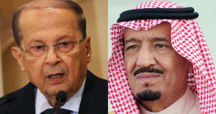 """""""عون"""" في السعودية.. زيارة مرتقبة تثير غضب ولاية الفقيه"""