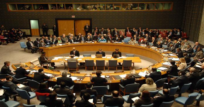 """أول اتهام من نوعه لـ""""مجلس الأمن"""" بالتورط في جرائم الكيماوي بسوريا"""