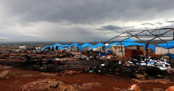 30 قتيلًا بينهم نساء وأطفال في مجزرة لطيران التحالف بريف الحسكة
