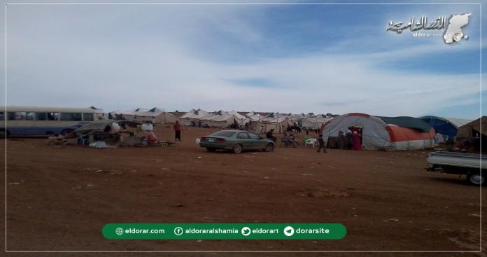 """""""حكومة الإنقاذ"""" تشكل لجنة """"الاستجابة الطارئة للمهجرين"""" بإدلب"""