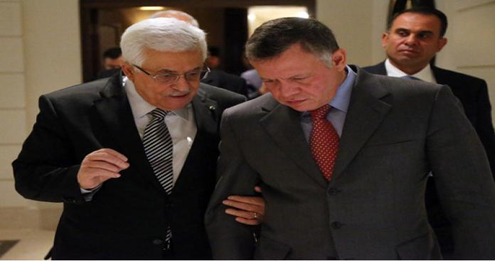 صحيفة عبرية تكشف عن أسباب زيارة ملك الأردن لرام الله