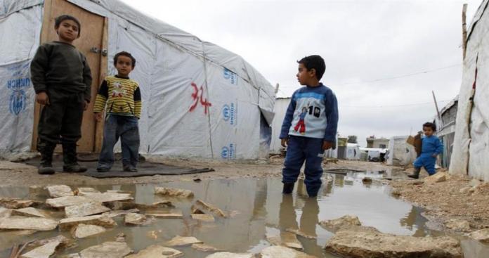 """""""الصحة اللبنانية"""": مرض قاتل يتفشى في مخيم للاجئين السوريين جنوب البلاد"""