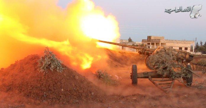 فصائل عسكرية تطلق عملية مشتركة جنوب حماة.. وتسيطر على حواجز بعد هجمات مباغتة