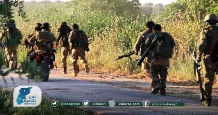 """مصدر عسكري يكشف لـ""""الدرر الشامية"""" حجم خسائر """"قوات الأسد"""" خلال الحملة الأخيرة على إدلب"""