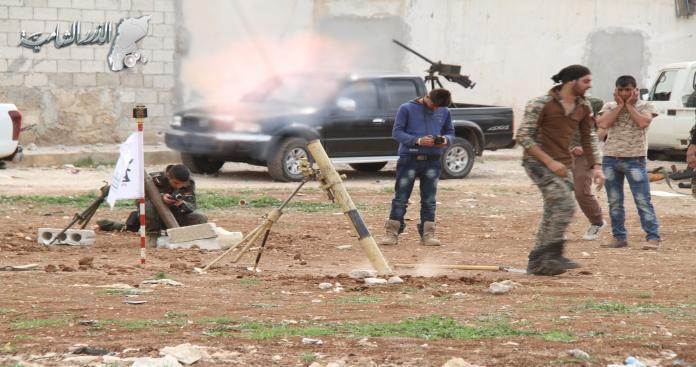 """قياديون في """" الجيش السوري الحر"""" يوضحون لـ""""الدرر الشامية"""" أهداف غرفة العمليات الجديدة"""