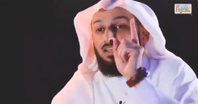 الداعية مصلح العلياني يتحدى تركي آل الشيخ: أحضر زوجتك إلى هذا المكان (فيديو)