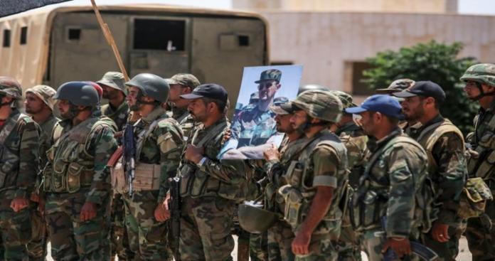 ارتفاع عدد المنشقين من عناصر المصالحات في درعا هربًا من محرقة معارك حماة