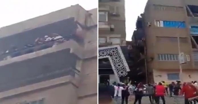 نساء خليجيات تشعلن مصر في العيد بما فعلنه.. والشباب يحتشد ويصفق ويصيح ويطالب بالمزيد (فيديو)