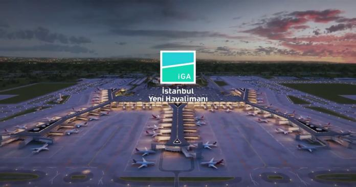 """مفاجأة غير متوقعة في مطار إسطنبول الجديد تتعلق بـ""""الثورة السورية"""" (صورة)"""