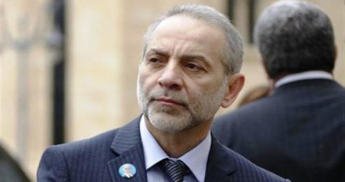 """معين المرعبي.. """"إرهابي"""" ترأس وزارة النازحين السوريين في لبنان (بروفايل)"""