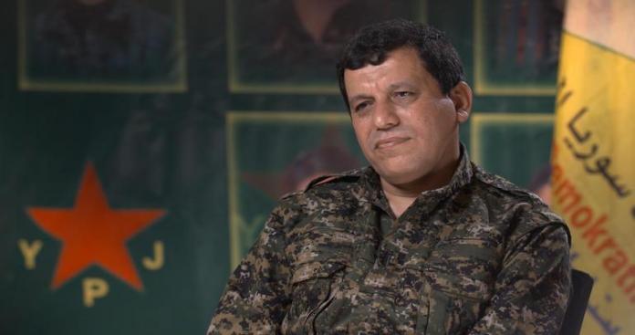 """القائد العام لميليشيات """"قسد"""" يعلن ستعداده للتفاوض مع تركيا.. ويكشف عن شرطين للبدء"""