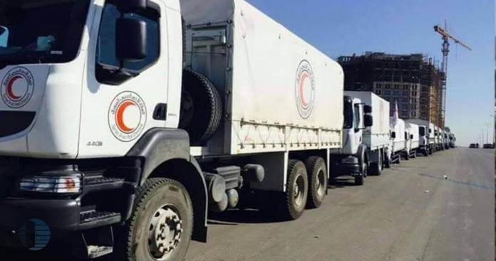 المقاومة السورية تجدد استعدادها لتسهيل وحماية وصول المساعدات للمدنيين