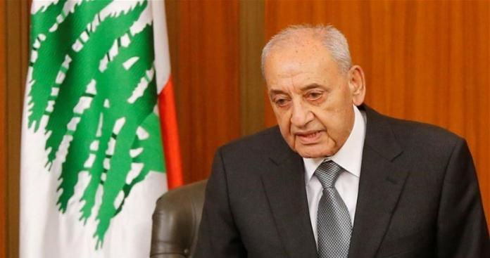 """لبنان.. بيان """"رسمي"""" يوضح حقيقة نقل رئيس مجلس النواب إلى المستشفى"""