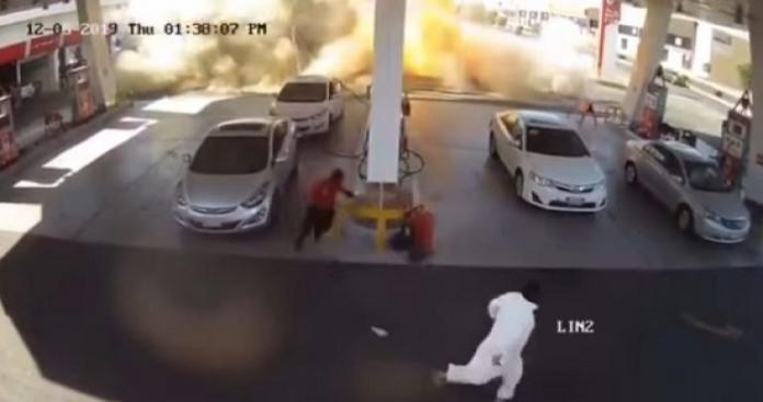 السطات السعودية تكشف أسباب انفجار ضخم هز المدينة المنورة