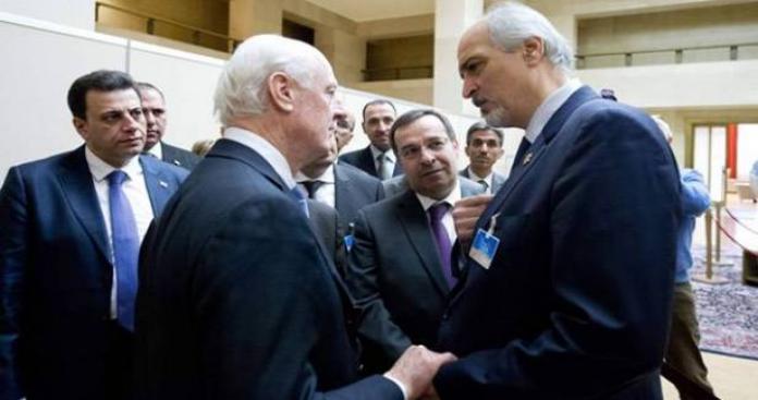 """""""نظام الأسد"""" يراوغ بشأن مفاوضات """"جنيف"""".. ويتخذ هذا القرار"""