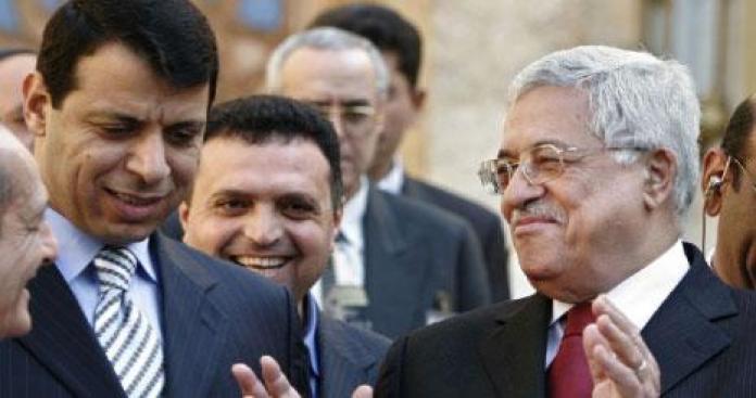 ضغوطات مصرية أردنية للمصالحة بين أبو مازن ودحلان