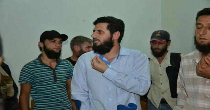 حركة أحرار الشام الإسلامية تنتخب قائدا جديدا لها