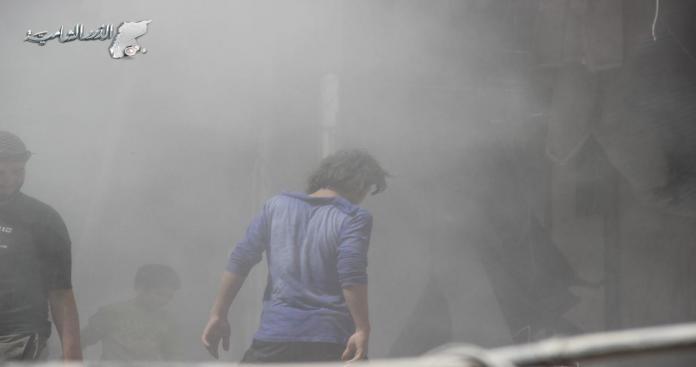 23 ضحية مدنية أمس الاحد في مناطق متفرقة بسوريا