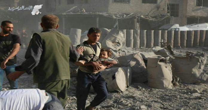 26 ضحية مدنية امس الخميس في سوريا