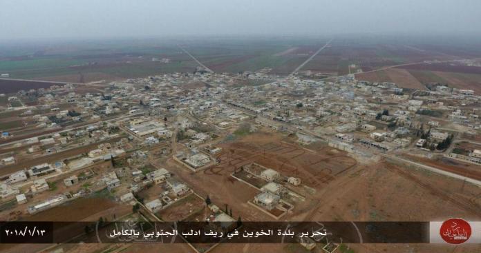 """قيادي بـ""""الجيش الحر"""" لـ""""الدرر الشامية"""": 4 انجازات لمعركة """"ردّ الطغيان"""" اليوم"""