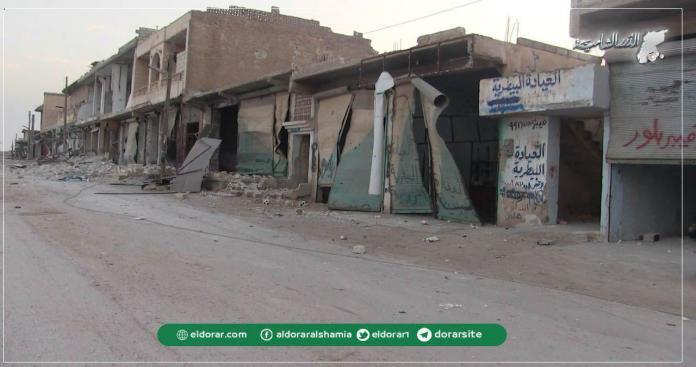"""على وقع تقهقر """"النظام"""" أمام الثوار.. الطيران الروسي يرتكب مجزرة بحق المدنيين بريف إدلب"""