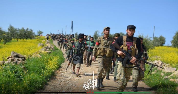 """""""أحرار الشرقية"""" توجّه ضربة موجعة لخلايا """"تنظيم الدولة"""" في ريف حلب الشمالي"""