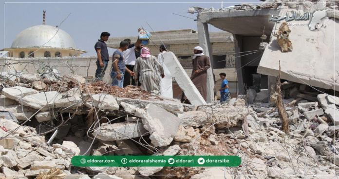 قيادي بالجيش الحر يفسر سبب التصعيد المفاجئ على إدلب
