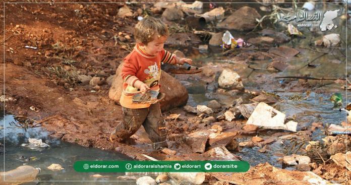 """""""الليشمانية"""" تعود للظهور شمالي إدلب.. """"الدرر"""" ترصد الأوضاع (صور)"""