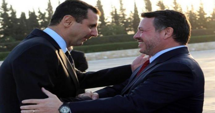 """تفاصيل اللقاء """"السري"""" بين مدير المخابرات الأردنية ورجل """"بشار"""" الأول"""