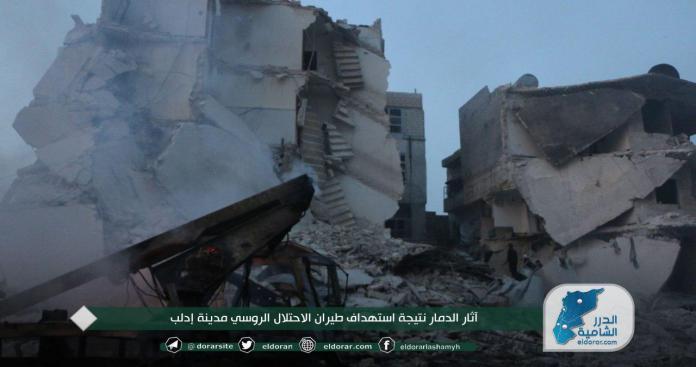 """في الذكرى التاسعة للثورة السورية.. نداء عاجل من """"الأمم المتحدة"""" بشأن إدلب"""