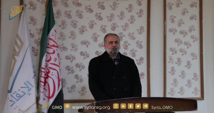 """وزير الداخلية في """"حكومة الإنقاذ"""" يكشف معلومات جديدة عن القصف الروسي الأخير على إدلب"""