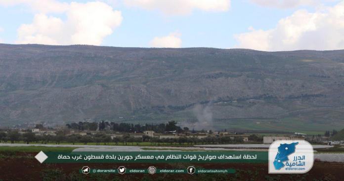 """أول إجراء لـ""""قوات الأسد"""" بعد ساعات من تسيير دورية المراقبة التركية الأولى في """"سهل الغاب"""""""
