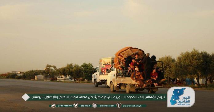 """بعد التصعيد ضد إدلب.. ألمانيا توجِّه رسالة حاسمة إلى ورسيا بشأن """"تحرير الشام"""""""