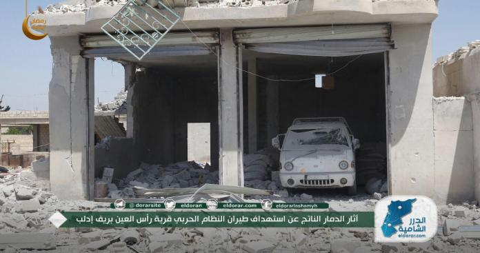 """""""واشنطن بوست"""" تكشف أسباب اختيار توقيت التصعيد ضد إدلب.. وهذا ما تنتظره أمريكا للتدخل"""