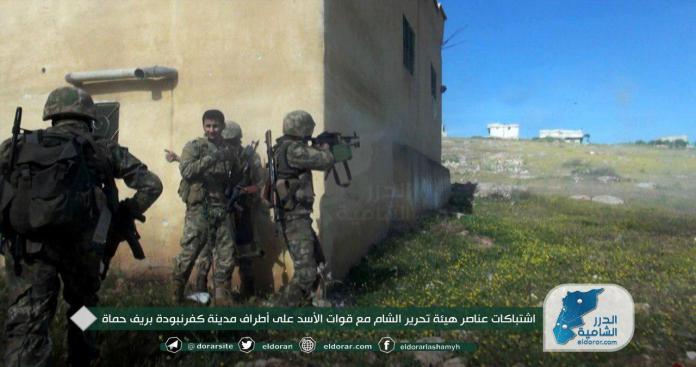 """""""تحرير الشام"""" تكشف عن تطور غير مسبوق في سير المعارك بريفي إدلب وحماة"""