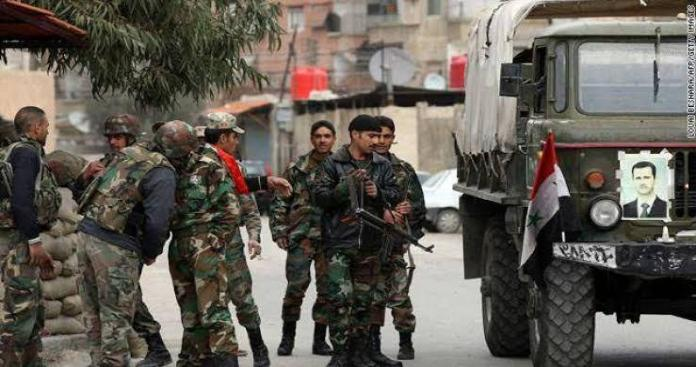 جريمة مروعة تهز مدينة حلب، منفذها عنصر من شبيحة النظام