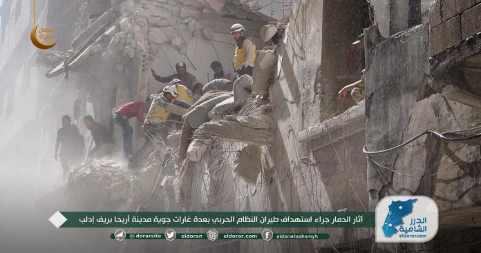 تقرير حقوقي: مقتل نحو 19 ألف مدني خلال أشهر رمضان وأيام عيد الفطر منذ 2011 وحتى الآن.