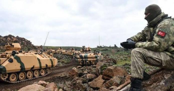 أول إجراء للجيش التركي بعد تعرضه للقصف في حماة