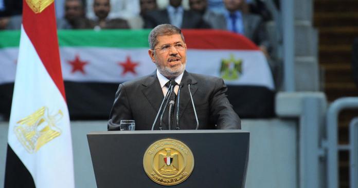 ماذا خسرت الثورة السورية برحيل مرسي؟!