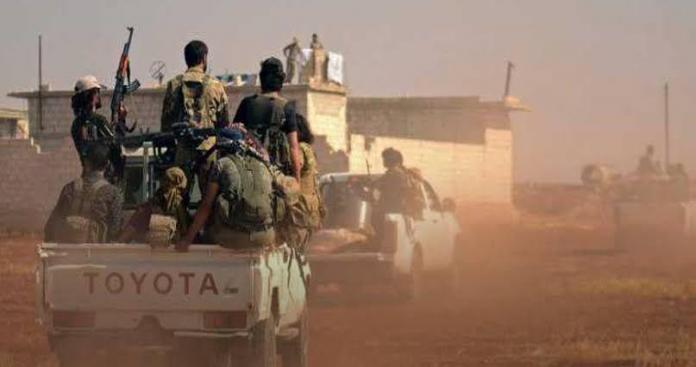 """الجيش الوطني يحبط محاولة تسلل ليلية لميليشيا """"قسد"""" شمال حلب"""