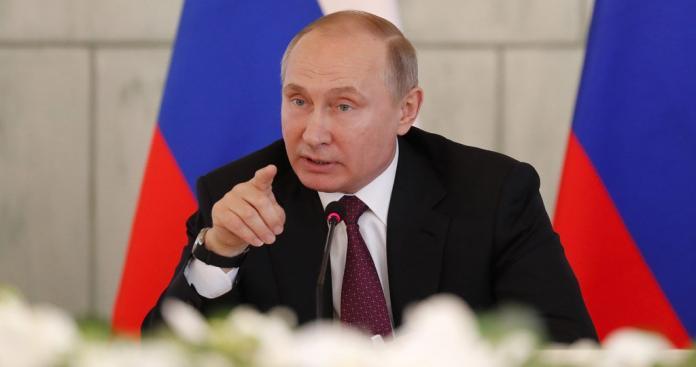 بوتين يتحدث عن عملية عسكرية في إدلب