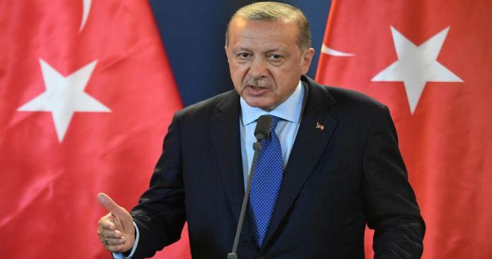 أردوغان يتحدى واشنطن أردوغان ويحدد موعد إنشاء المنطقة الآمنة في سوريا